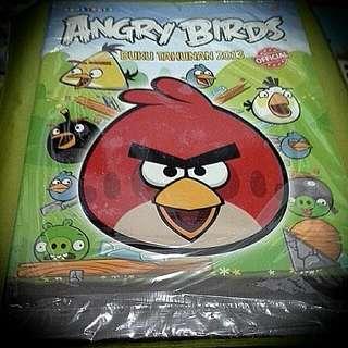 Angry Birds  Buku Tahunan   Aktivitas Anak   Cerita Anak