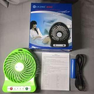 BNIB LILENG 830 Portable Fan