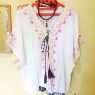 blouse bkk