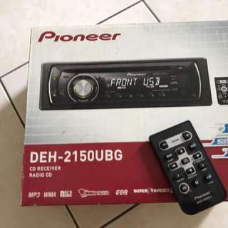Pioneer Car CD/MP3/USB