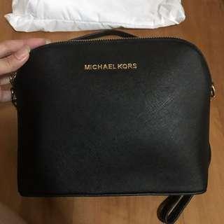 Mk Michael Kors防刮鏈條斜背包