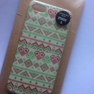 Geometric Patterned iPhone 5 Case