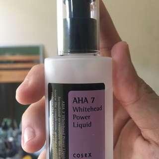 Cosrx AHA whitehead Power Liquid
