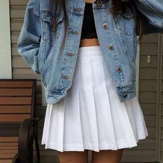 Tennis / Pleated Skirt