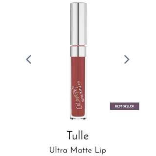 Colourpop Ultra Matte Lips - Tulle