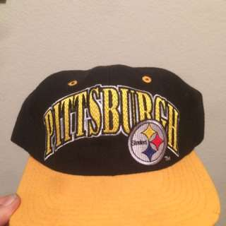 starter Steelers SnapBack Hat