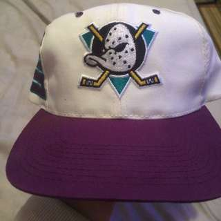 Mighty ducks Vintage SnapBack