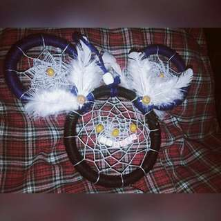 Mickey Mouse Dream Catcher 🌺