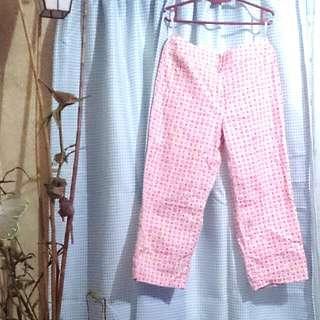 Marks And Spencer Capri Pants
