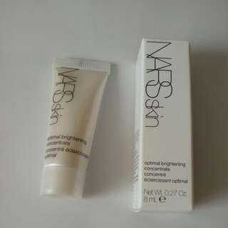 Brand New NARS Optimal Brightening Concentrate 8ml 裸光晶萃精華素