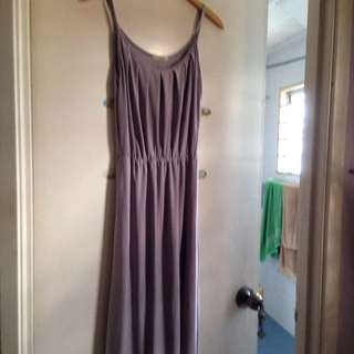 Poppy Long Dress