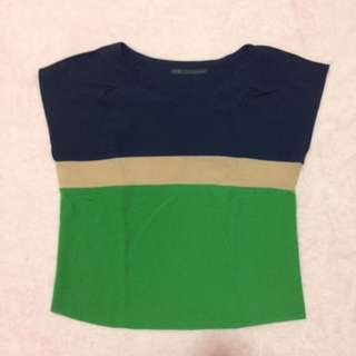 zara 3 tone color