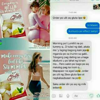Gluta Lipo Slimming Juice