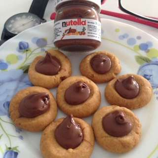 Nutella Butter Pods
