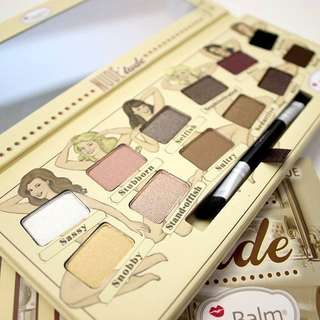 Authentic The Balm Nude Tude Eyeshadow