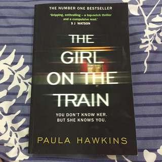 🚚 原文書-列車上的女孩
