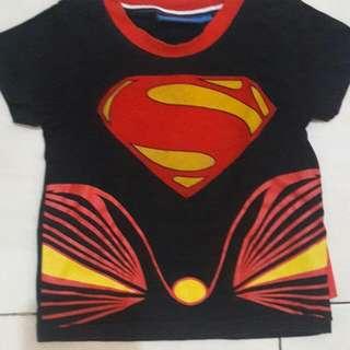 Kaos Superman Original Baby Boy