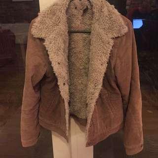 Chord and Fur jacket