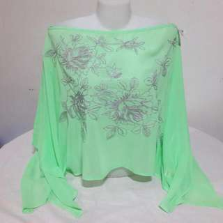 Repriced!!!Imported Blouse Size L