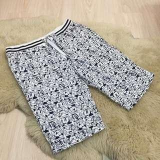 米奇米奇短褲