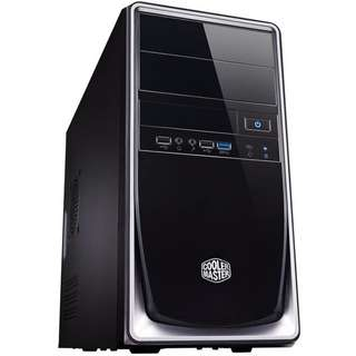 Cooler Master 344 Gaming Cases Comes With Aero Cool 450 Power Supply