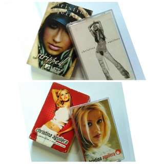Used (2 kaset) Christina Aguilera Special Edition