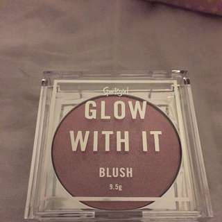 Sports girl Blush illuminator