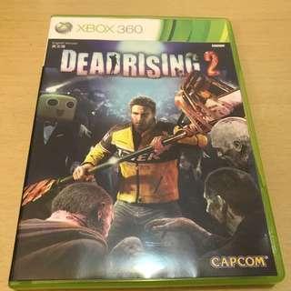Xbox 360 Deadrising 2 喪屍