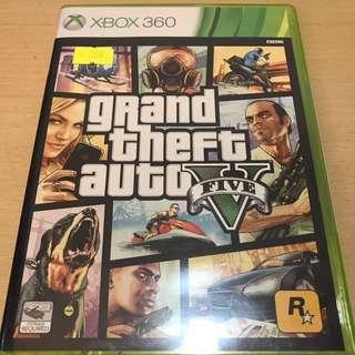 Xbox 360 GTA 5
