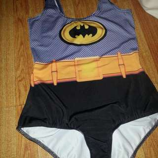 Batman Swimsuit Woman