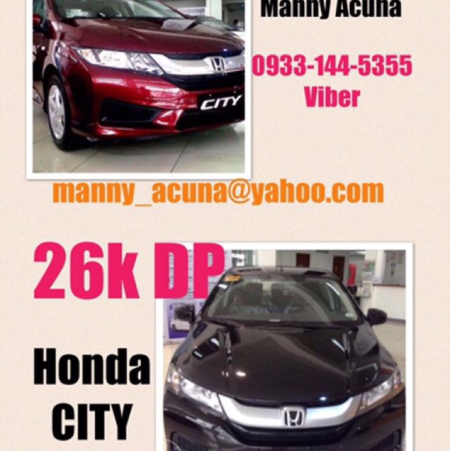 2017 Honda City 26k Dp 15 All In Promo Happy Mothers Day Vios