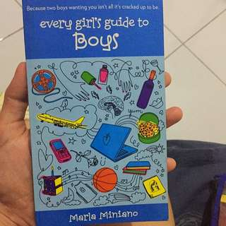 Every Girl's Guide To Boy