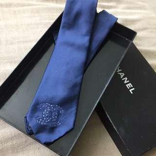 Chanel Tie Authentic