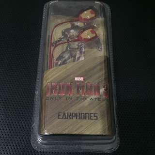 [Repriced] Iron Man 3 Earphones