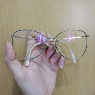 Vintage Radiation Glasses