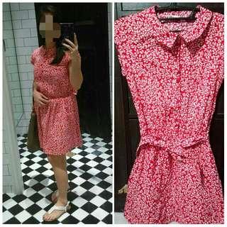 HERBENCH Red Formal Dress 👗