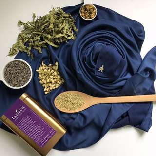 LAFLEUR Slimming Tea (dUCk Scarves Lover)