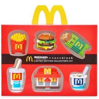 MacDonald Nano Block