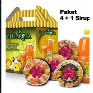 Belarossa Paket SYRUP