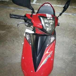 代步Suzuki Diao 100cc買菜車