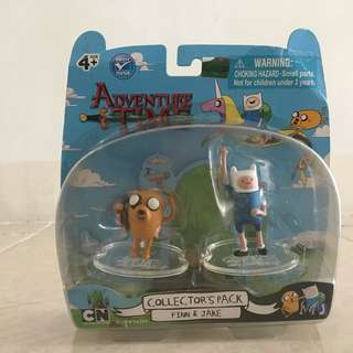 Adventure Time FINN & JAKE Collector's Pack
