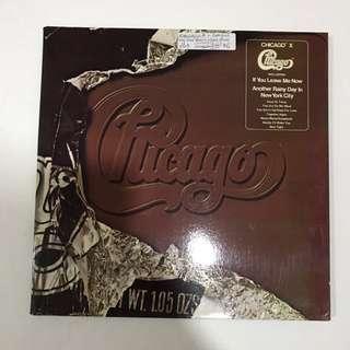 Chicago Vinyl Record