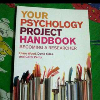 WTS: Brand New Psychology Handbook