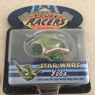 Star Wars Yoda Die Cast