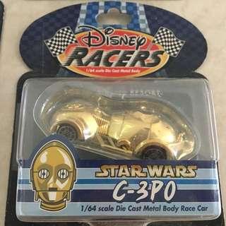 Star Wars C-3PO Die Cast