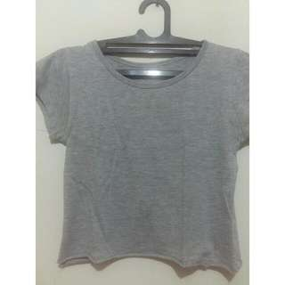 #Tisgratis Crop Top Anak