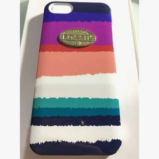 Hardcase iPhone 5/5S FOSSIL