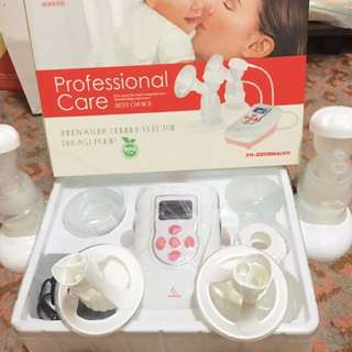 Preloved Innovature Double Electric Breast Pump