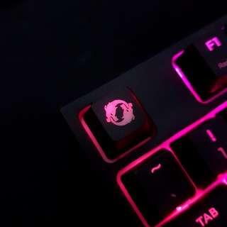 Hanzo Ultimate R4 1X Keycaps