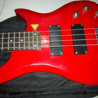 4 Strings Pulse Bass Guitar